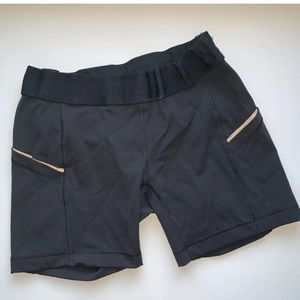 Lululemon What The Sport Black Shorts Size 10